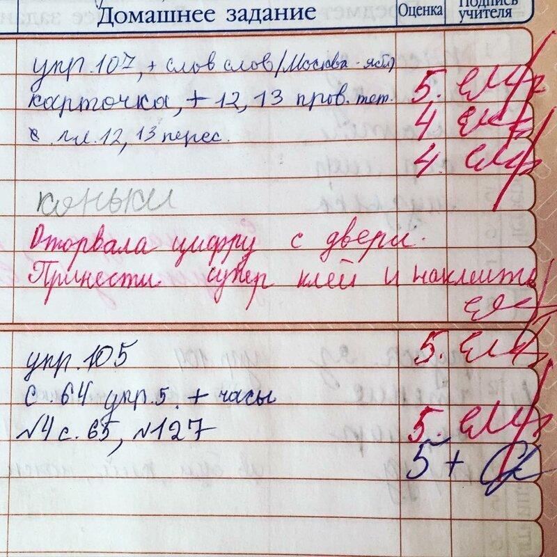 Прикольные записи в дневник с картинками